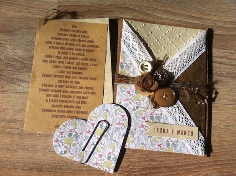 Matrimonio Regalo In Busta : Biglietto portasoldi matrimonio pepilla